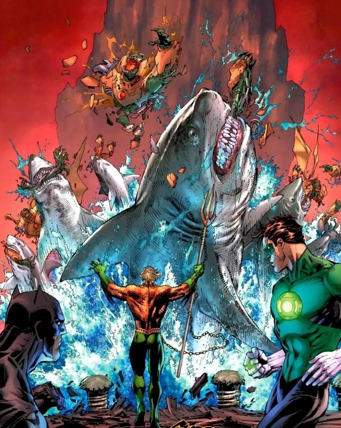 Comic Aquaman