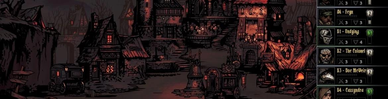 Darkest Dungeon Town