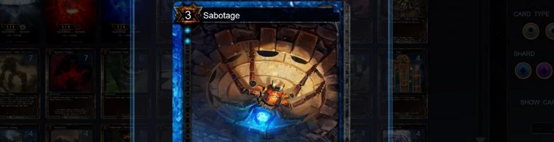 Fav 2013 Sabotage