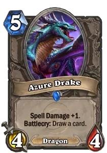 Hearthstone Azure Drake