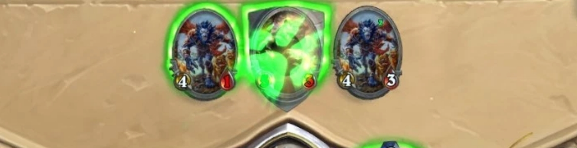 Hearthstone Beastmaster Taunt