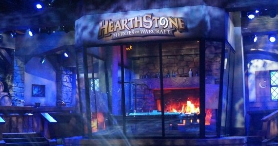 Hearthstone BlizzCon Stage