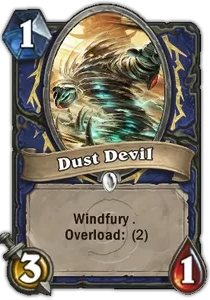 Hearthstone Dust Devil