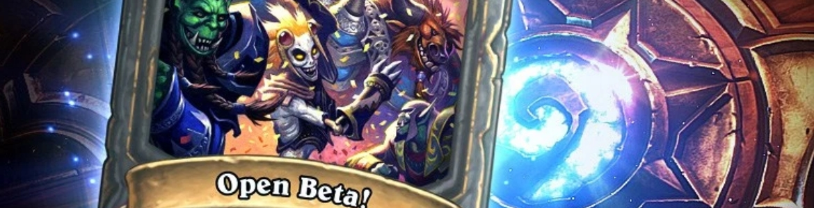 Hearthstone First Beta