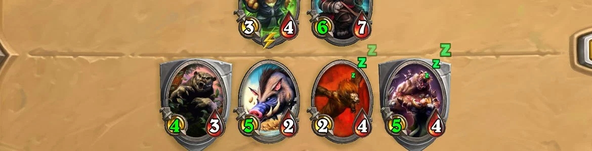 Hearthstone Hall of Fame Beasts