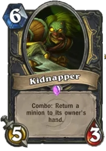 Hearthstone Kidnapper