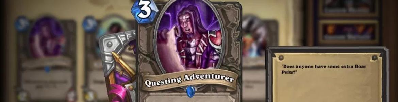 Hearthstone Noob Adventurer