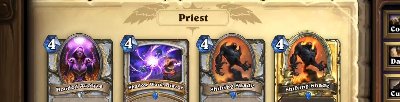 Hearthstone OG Priest