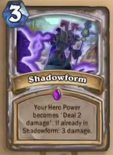 Hearthstone Shadowform