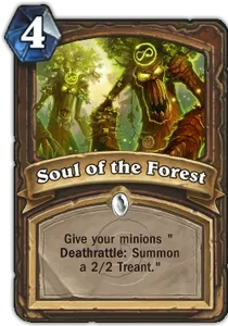 Hearthstone Soul of the Forest