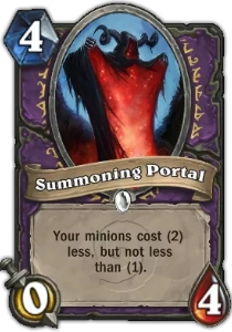 Hearthstone Summoning Portal