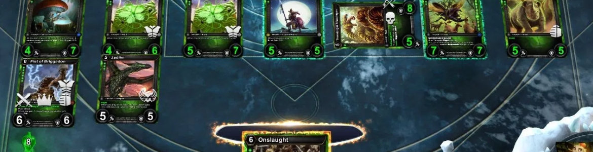 Hex Plant Onslaught