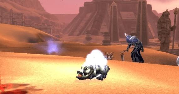 WoW Pet Battle Mechanical Yeti