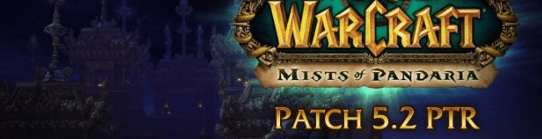 WoW Pet Battle Patch Logo