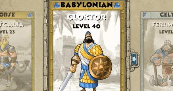 Age of Empires Online Civ List