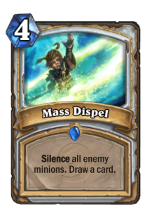 Mass Dispel Hearthstone
