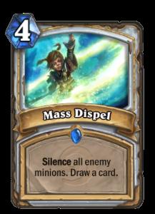 Mass Dispel Hearthstone