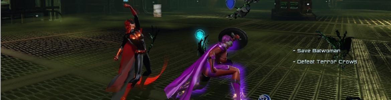DCUO Batwoman