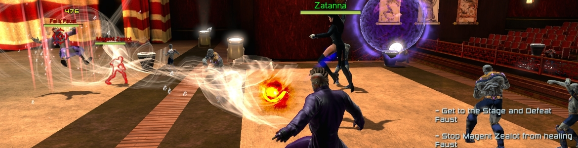 DC Universe Online: Leveling Guide (CR 1 – 43) – Game Diplomat