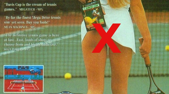 Take Advantage with Sega – Perverted Ad or Innocent Parody? (NSFW)
