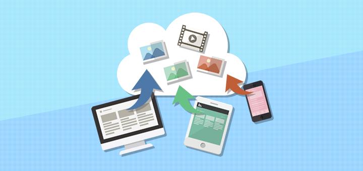 PC・スマホ間のファイル共有に便利な、クラウドサービス系ツールをご紹介