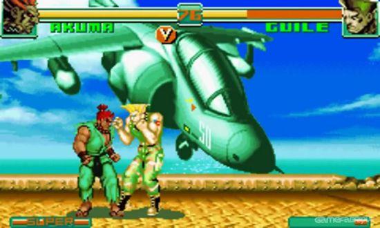 Super Street Fighter II Turbo - Revival