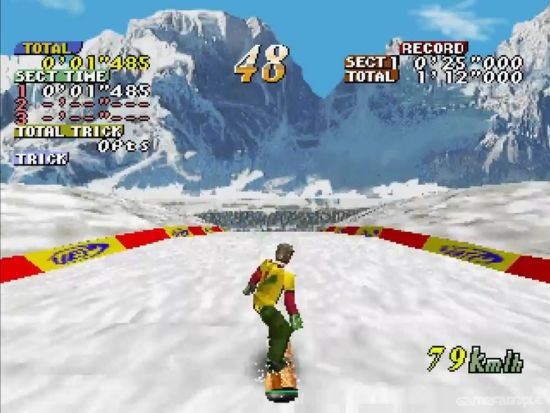 Cool Boarders PS1 ROM #6