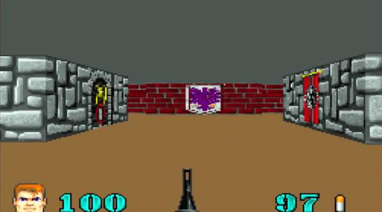 Wolfenstein 3D GBA ROM #22