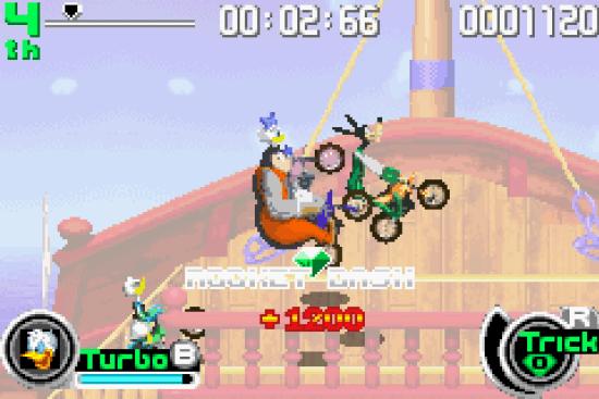 Disney Sports GBA ROM #4