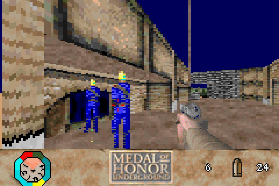Medal Of Honor Underground Download Game GameFabrique