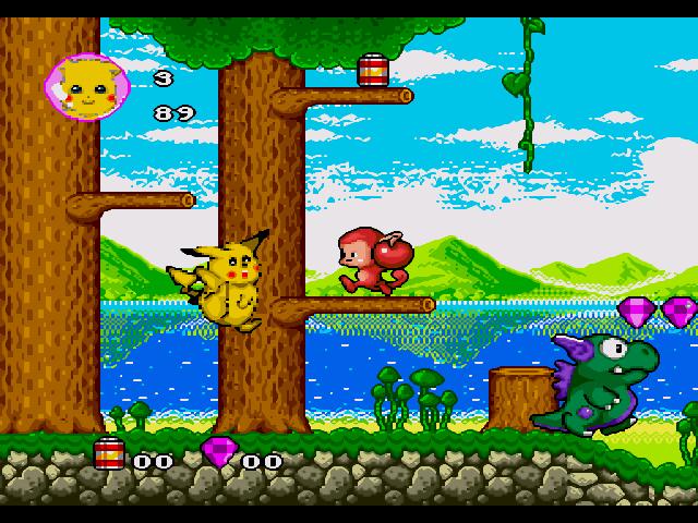 Pocket Monsters Download Game GameFabrique