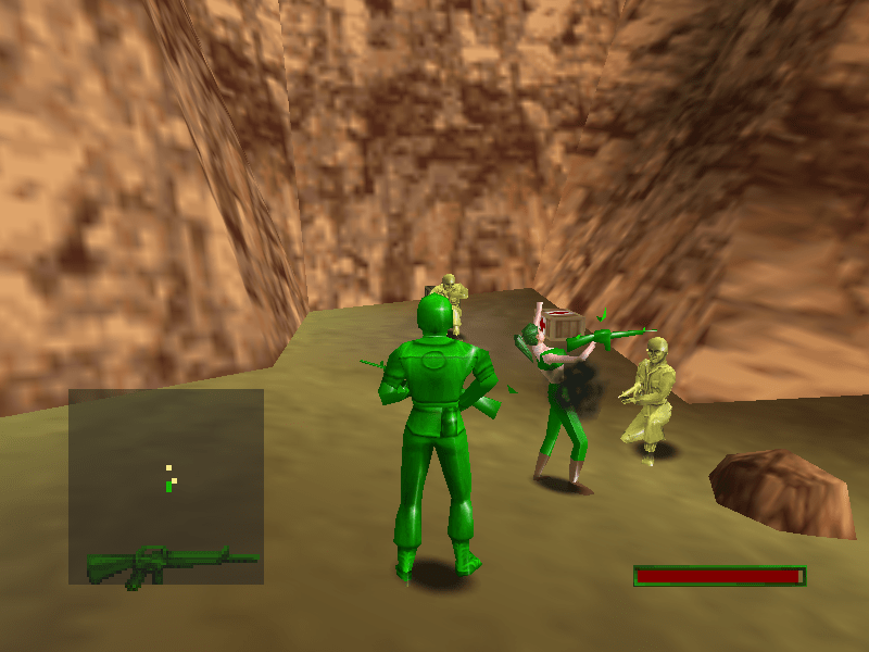 Army Men Sarges Heroes 2 Screenshots GameFabrique