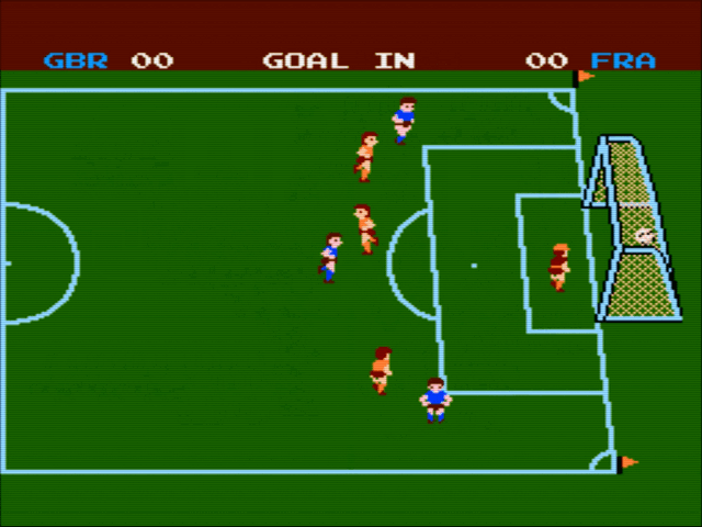 Soccer Nintendo Screenshots GameFabrique