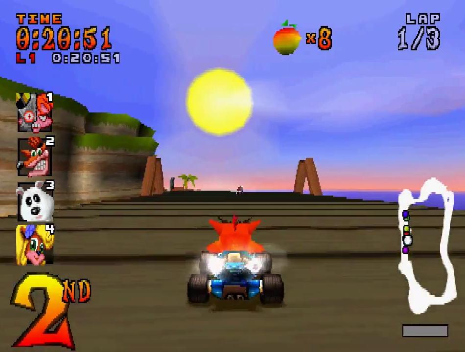 Crash Team Racing Download Game GameFabrique