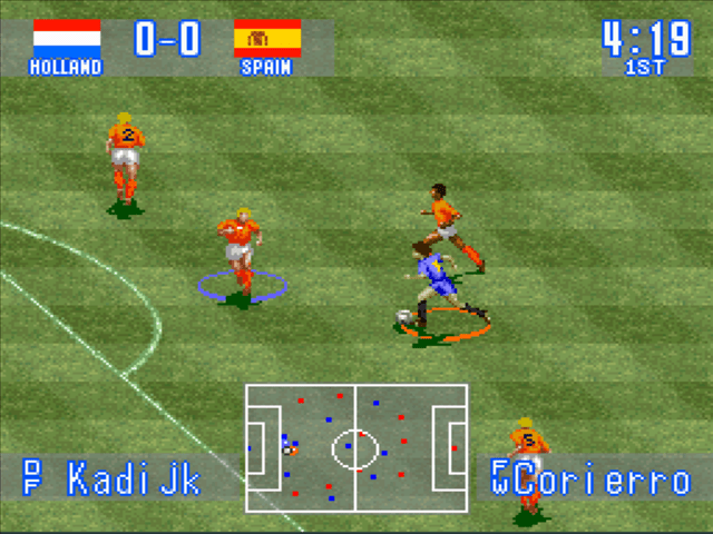 International Superstar Soccer Download Game GameFabrique