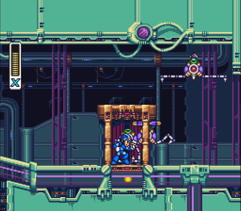Mega Man X2 Download Game