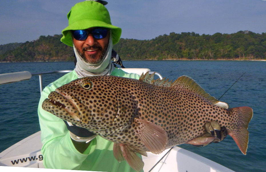 coral-trout_jigging_andaman_assasin-sierra-lite-rod_shimano-tp-5000-reel_nomad-115-lure_zainul