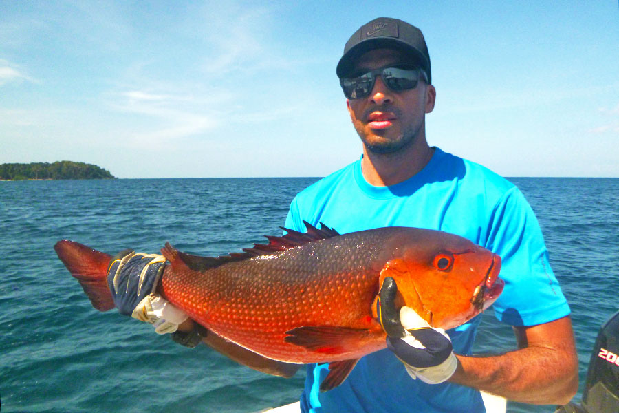 red-snapper_jigging_andaman_radical-sure-catch-rod_saragossa-6000-reel_sea-floor-control-lure_adham