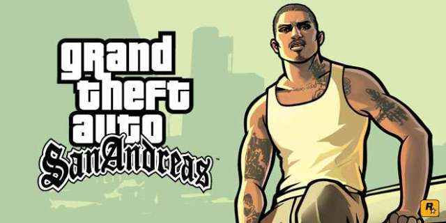 Grand Theft Auto San Andreas - HD Banner