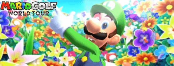 Mario Golf World Tour - Banner 2
