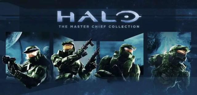 Halo MCC - Banner