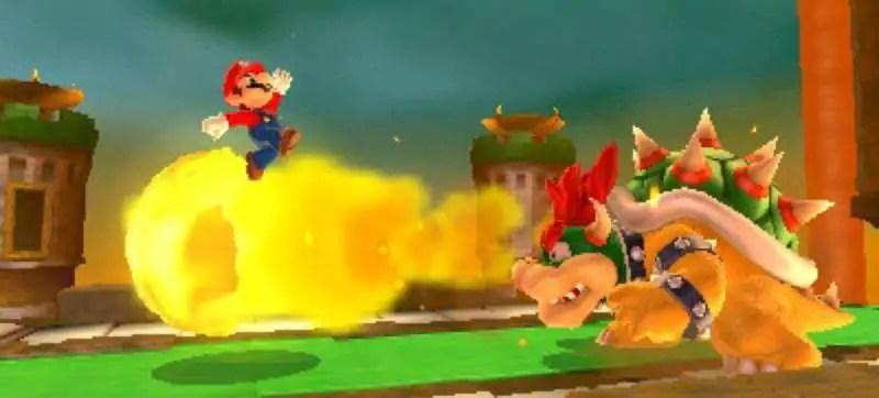 Super Mario 3D Land - 3