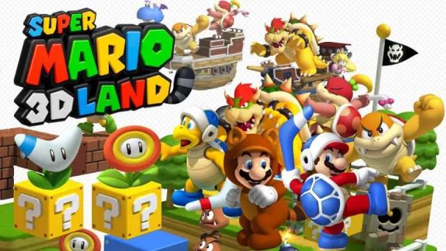 Super Mario 3D Land - Banner 2