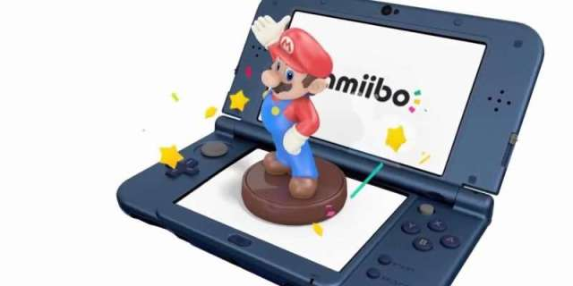 New 3DS - Amiibo
