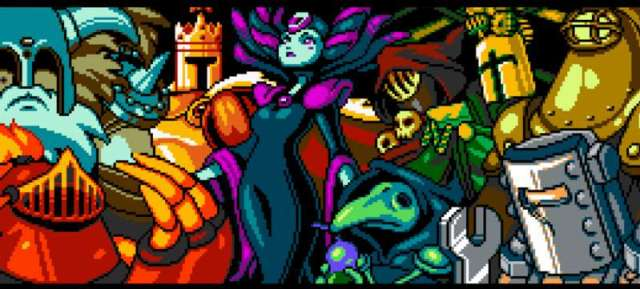 Shovel Knight - Order of No Quarter
