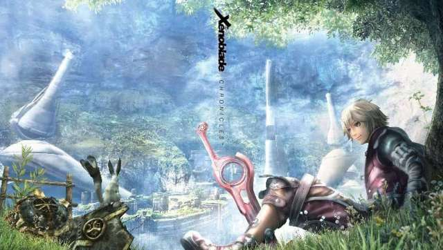 Xenoblade Chronicles 3DS - Banner