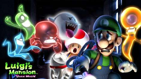 Review Luigi S Mansion Dark Moon Game Freaks 365