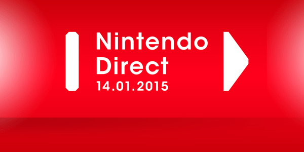 Nintendo Direct - Jan14