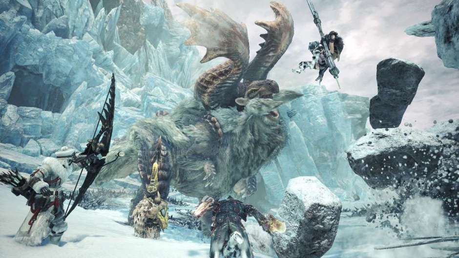 Monster Hunter World: Iceborne is out now - Game Freaks 365