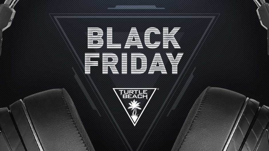 Turtle Beach Black Friday